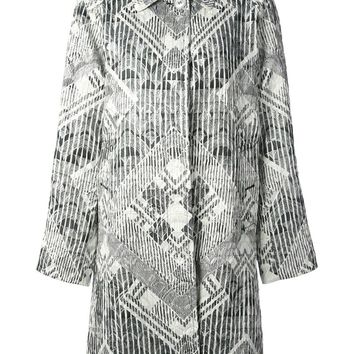 Marc By Marc Jacobs printed coat