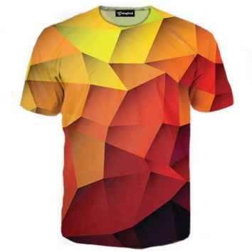 Abstract Sketch Tee