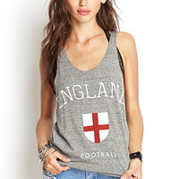 England Football Tank Top