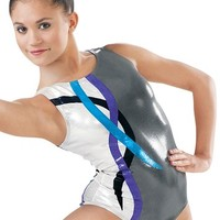 Metallic Ribbon Leotard - Balera