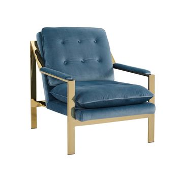 Ingrid Chair MARINE BLUE