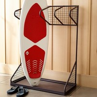 KELLAN SKI/WAKE/SURFBOARD RACK