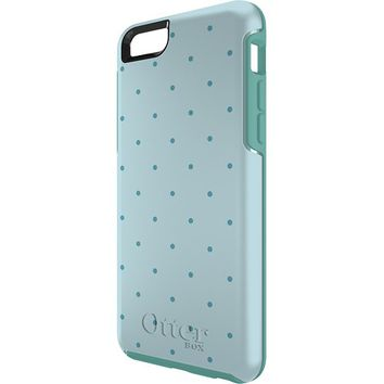 OtterBox - Symmetry Series Case for Apple® iPhone® 6 and 6s - Light Teal