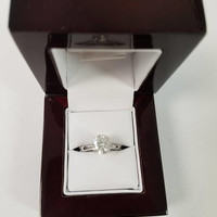 2.02 Carat G SI1 Diamond Engagement Ring 14K Solitaire Anniversary Bridal Appraisal Jewelry Looks Great!! Huge Size Low Price!  Hurry!