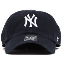 New York Yankees Home Clean Up Unstructured Hat Navy