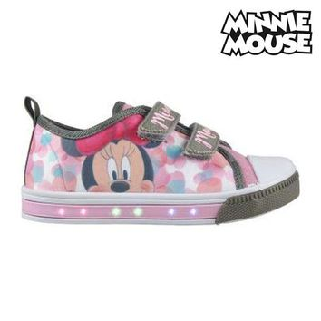 Casual Shoes with LEDs Minnie Mouse 2031 (size 28)