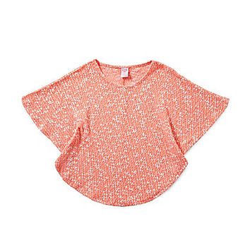Copper Key 7-16 Circle Top - Coral