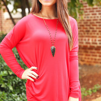 Piko Top - Red