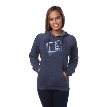 Chilled Hoodie Midnight (womens)