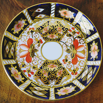 Royal Crown Derby Pin Dishes, Demitasse Saucers