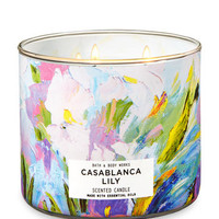 CASABLANCA LILY3-Wick Candle