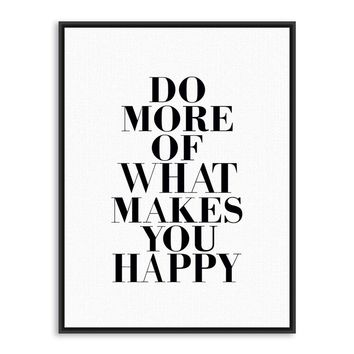 Black White Motivational Typography Life Quotes  Poster Print Minimalist Picture Canvas Painting No Frame Nordic Home Wall Art