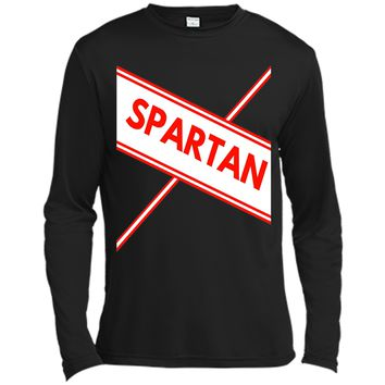 Spartan Cheerleader Black T-shirt Costume shirt