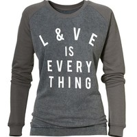 love is everything sweater | women | zoe karssen