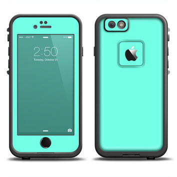 The Solid Mint V2 LifeProof Case Skin (Other LifeProof Models Available!)