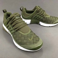 Men Nike AIR PRESTO QS Weave running shoes