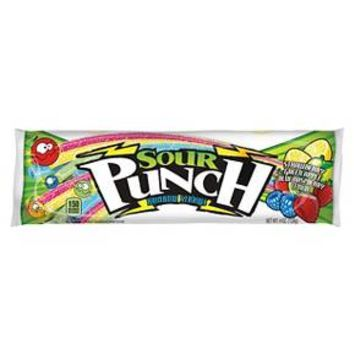 Sour Punch Straws Rainbow Theater - 4.5oz