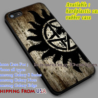 Supernatural | Anti-Possession | Symbol iPhone 6s 6 6s+ 6plus Cases Samsung Galaxy s5 s6 Edge+ NOTE 5 4 3 #movie #supernatural dl2