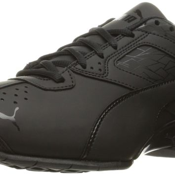 PUMA Men's Tazon 6 Fracture FM Cross-Trainer Shoe Puma Black 8 D(M) US '