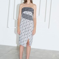 CAMEO Crossing Borders Dress GEO PRINT