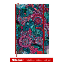 Notebook sketchbook A5 best quality paper Floral