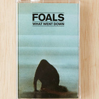 Foals - What Went Down Cassette Tape - Urban Outfitters