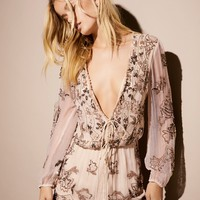 Free People Mimi Playsuit