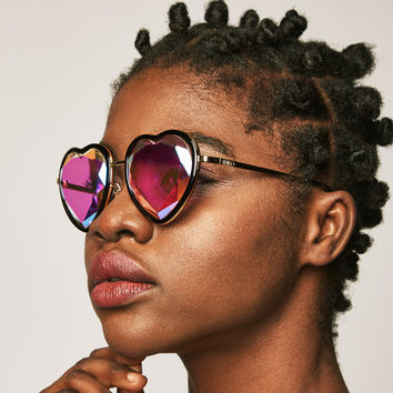 So into this design on Fab! h0les BB Sunglasses Coral #FabForAll