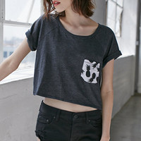 Me To We Cropped Raglan T-Shirt at PacSun.com