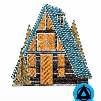 A-Frame Cabin Patch