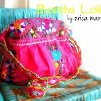 Mexican hand bags by Erica Maree - Products Archive