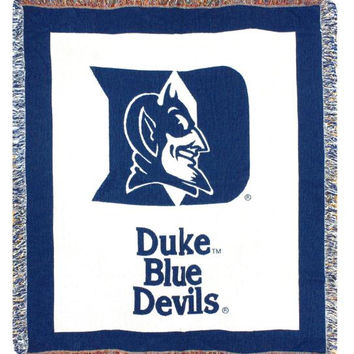 Throw Blanket - Duke University