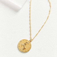 CAM Star Mate Medallion Necklace | Urban Outfitters