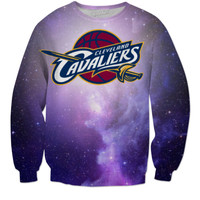Cavs Galaxy sweatshirt
