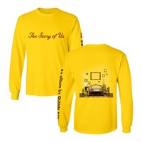 """The Story Of Us"" Long Sleeve 