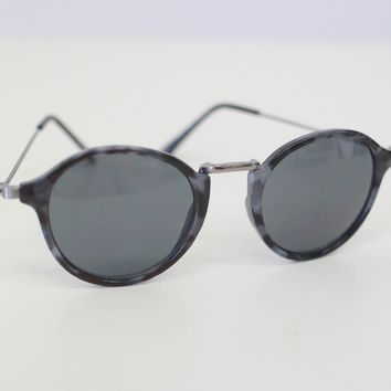 Glimpse Of Daylight Sunglasses - Grey Tortoise