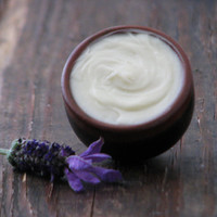 Lavender Butter, Essential Oil Balm, All Natural, Organic, Unsweetened Lip Balm, Creamy Butter, Luxury Butter, Body Butter, Skin Hair Care