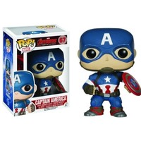 Avengers 2: Age of Ultron Pop! Vinyl Figure - Captain America : Forbidden Planet