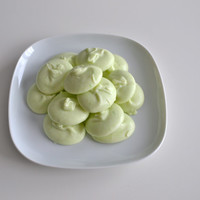 key lime white chocolate candy