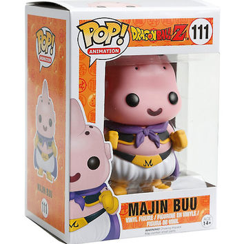 Funko Dragon Ball Z Pop! Majin Buu Vinyl Figure