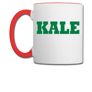 KALE - Coffee/Tea Mug