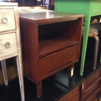 Mid Century Modern Night Stand/Side Table