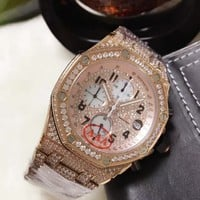 cc qiyif Audemars Piguet FULL DIAMOND HOT SALE