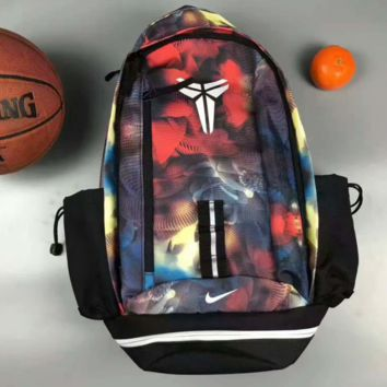 NIKE Air Casual Leisure sports backpack Outdoor travel bag Backpack bag G-A-GHSY-1