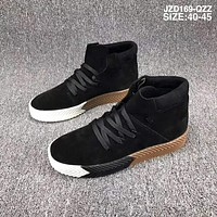 Adidas clover ALEXANDER WANG AW king Bang Bang shoes F-CSXY black