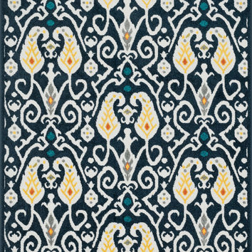 "Loloi Rugs - Catalina - 9'-2"" X 12'-1"" - Navy / Multi"