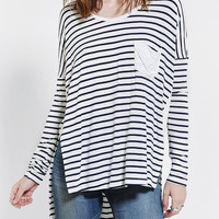 Urban Outfitters - BDG Oversized Step Hem Tunic Top