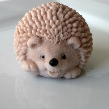 Marty the Hedgehog Soap Honeysuckle