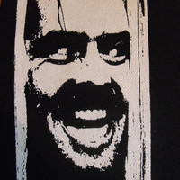 THE SHINING  patch horror movie  stephen king Free Shipping