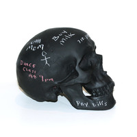 Chalk Board Skull   Created by Fortune